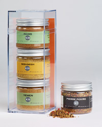 Top spice blends from Lior Lev Sercarz