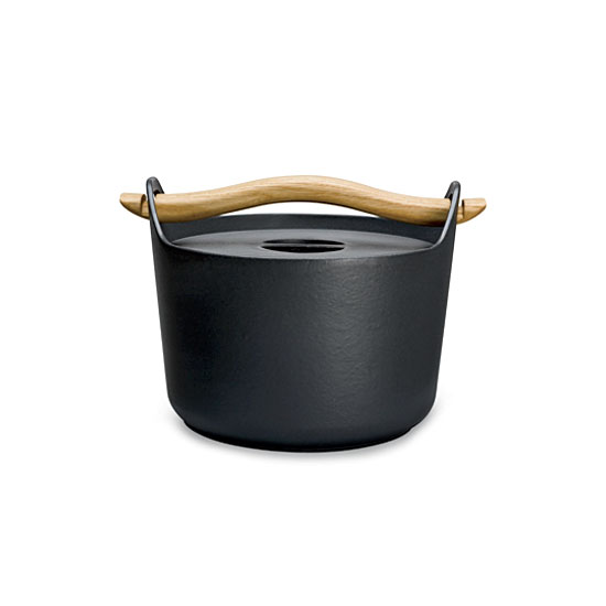 Hostess Gift: Iron Pot