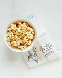 Start Your Own Business: Quinn Popcorn