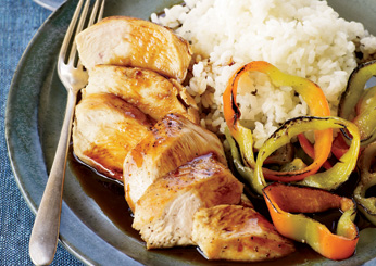 Food Obsessions: Classic Chicken Teriyaki