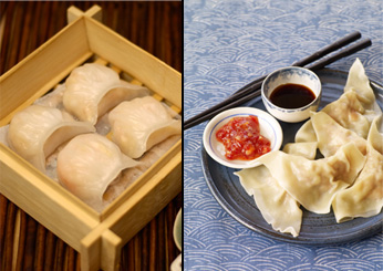 Food Obsessions: Shrimp-and-Pork Dumplings with Bamboo Shoots
