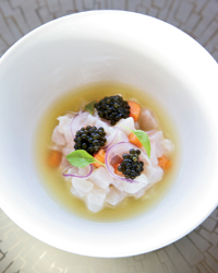 Ben Sargent: Yellow Jack Ceviche at Miami's Tuyo