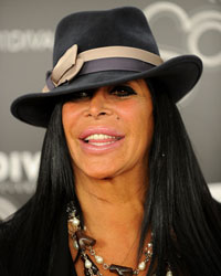 Big Ang from VH1's Mob Wives