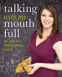 Gail Simmons: Talking with My Mouth Full