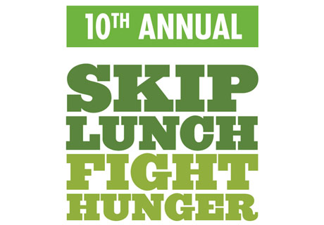 10th Annual Skip Lunch Fight Hunger