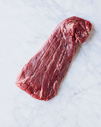 Cuts of Beef: Flat Iron Steak
