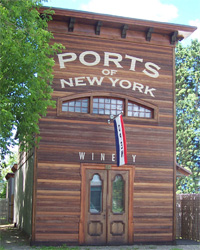 Finger Lakes: Ports of New York