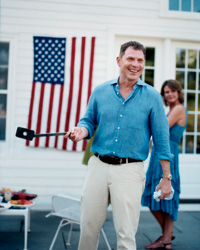 Bobby Flay's Fourth of July Party