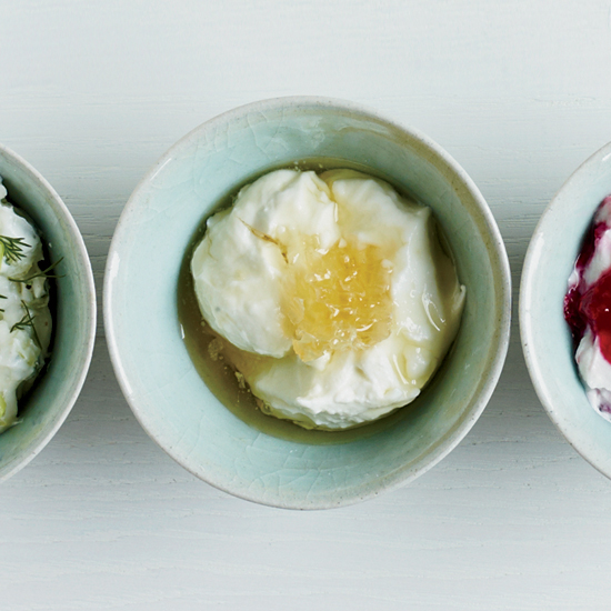 Four Great Greek Yogurt Flavorings