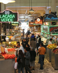Los Angeles Travel Guide: Grand Central Market