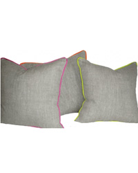 Neon Throw Pillows