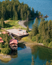 Alaska Travel: Tutka Bay Lodge