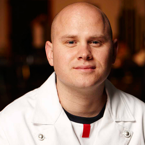 Salt Lake City Chef Bowman Brown, Best New Chef 2011