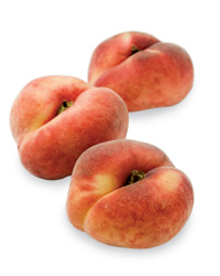 Alice Waters: Doughnut Peaches