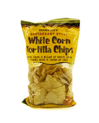 Trader Joe's Restaurant-Style White Corn Tortilla Chips