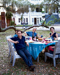 A Chef's July Fourth on Cumberland Island