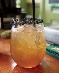 Healthy Vacations: Margarita at The Green Goddess