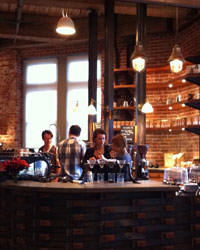 Portland's Ristretto Coffee Roasters