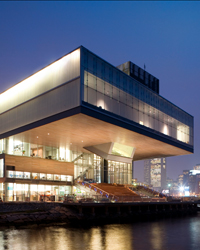 Boston Travel Guide: The Institute of Contemporary Art