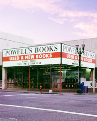 Jenn Louis's Portland Travel Guide: Powell's Book Store