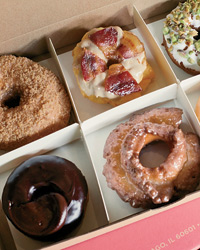 Top Ten Food Gifts: Doughnut Artistry