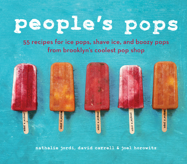 People's Pops cookbook