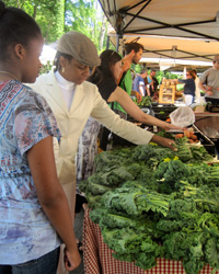 Hudson Valley Travel: Cold Spring Farmers' Market