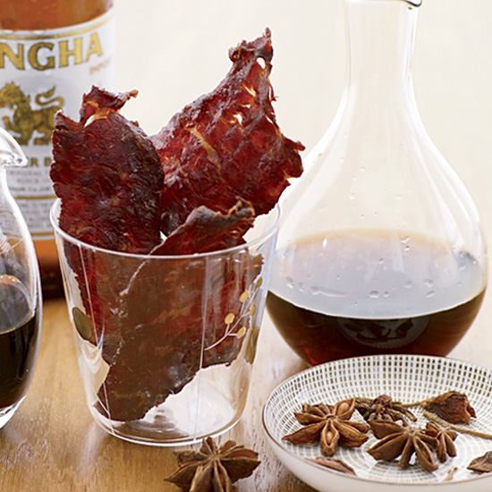 Sweet & Spicy Jerky