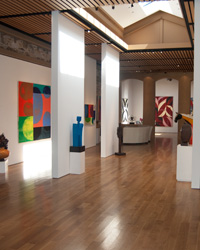 Napa Valley places to visit: Caldwell Snyder Gallery