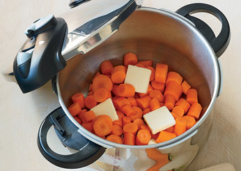 Pressure Cooker Recipes: Carrot Soup