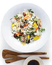 Farmhand Salad with Goat Cheese