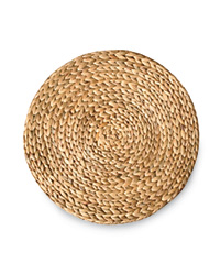 Water hyacinth mat