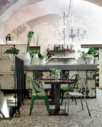 Kitchen Design: Vintage-Modern Kitchen Design