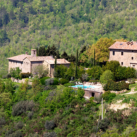 Italy: Balancing Body, Mind and Spirit in the Umbrian Countryside