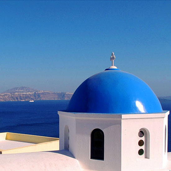 Greece: Escape to Shape - Santorini