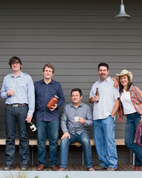 Medlock Ames winery: staff