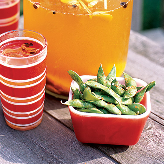 Indian-Spiced Edamame