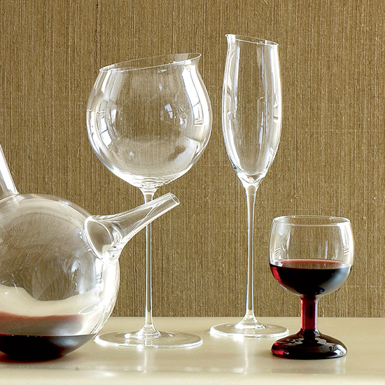 """Provence"" glasses by Ichendorf"