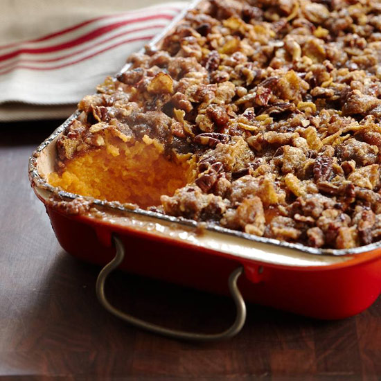 Southern Living's Sweet Potato Casserole Will Stop Your Heart (But It Will Be Worth It)