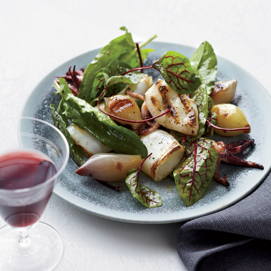 How to Clean Fish: Squid Recipes