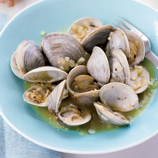 Clams the Sailor's Way