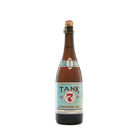 Boulevard Brewing Co. Tank 7 Farmhouse Ale