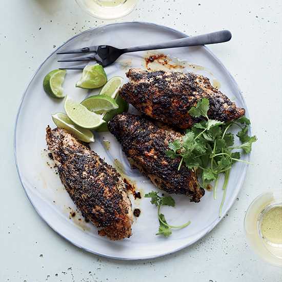 5 Secrets for Better Chicken Breast