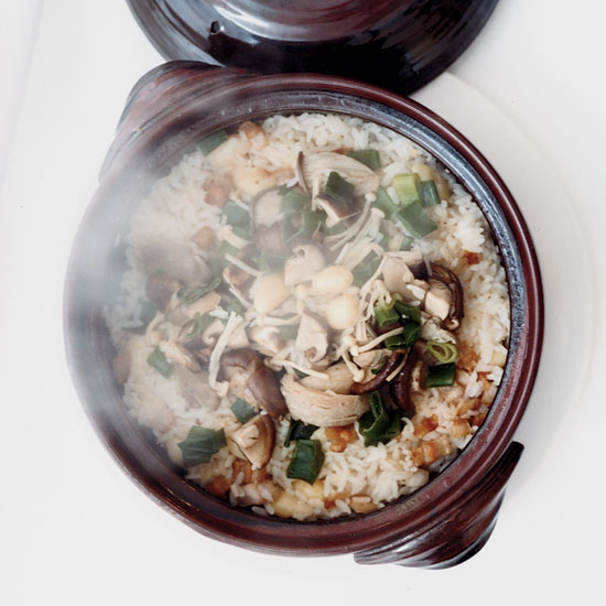 Hung's Clay Pot Rice