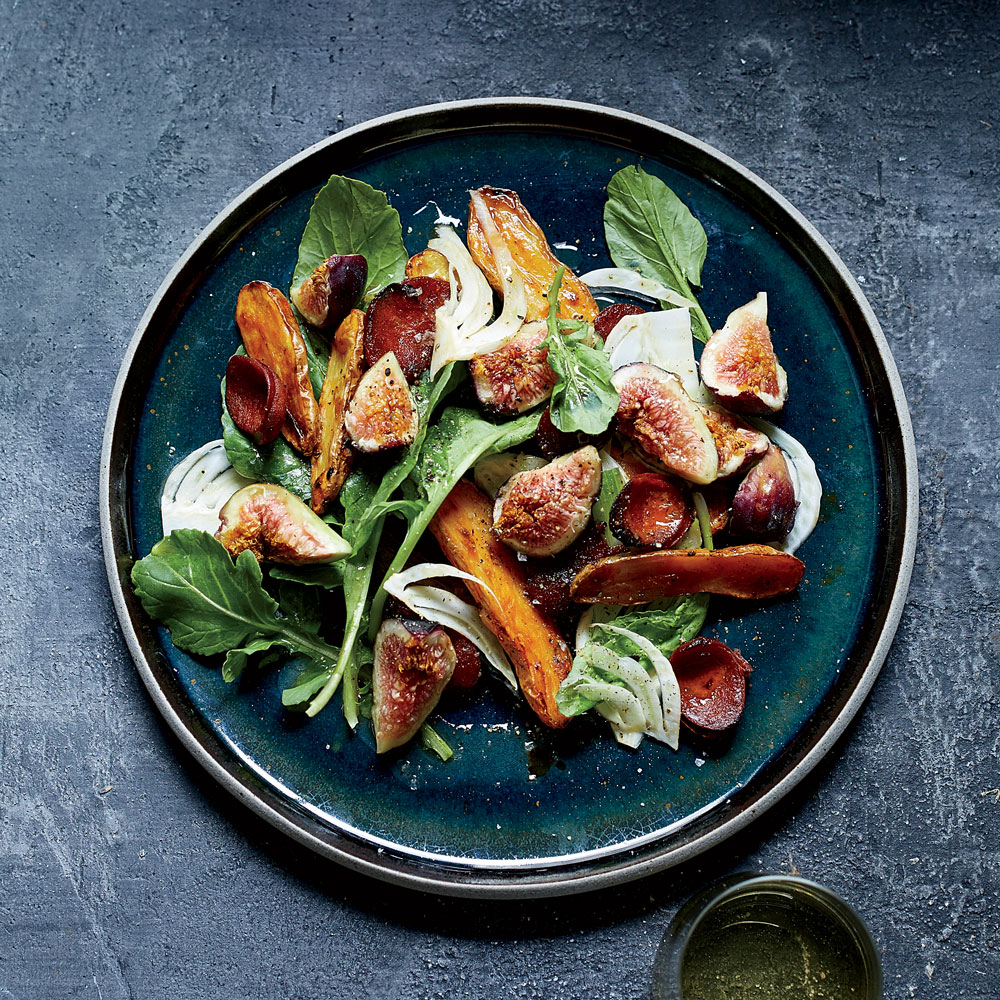 Chorizo-and-Fig Salad