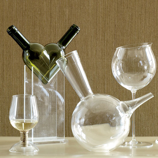"""Sfera"" decanter by Ichendorf"
