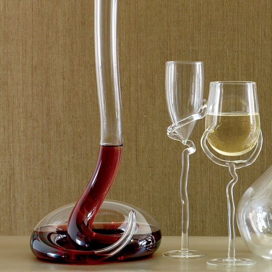 """Eve"" decanter from Riedel"