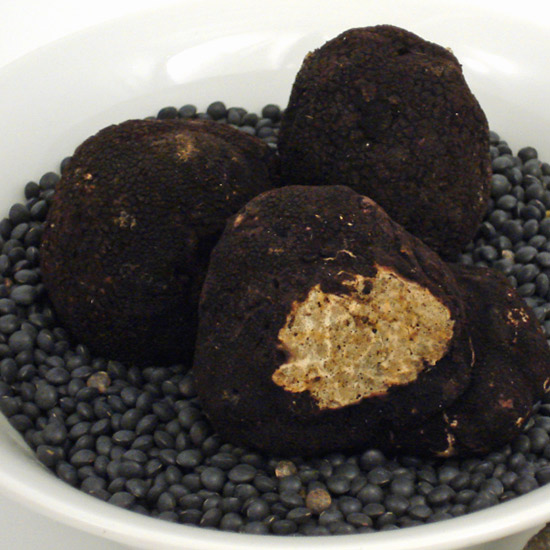 Buy This Not That: Domestic Truffles