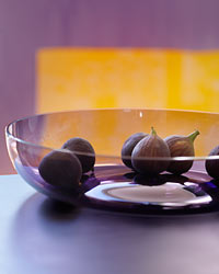 Simplicity Bowl By Holmgaard Glass