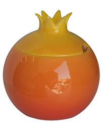 Orientales Fruit Sugar Bowl from Alessi